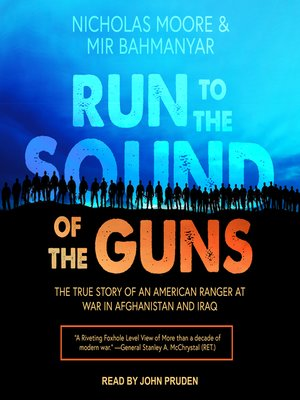 cover image of Run to the Sound of the Guns