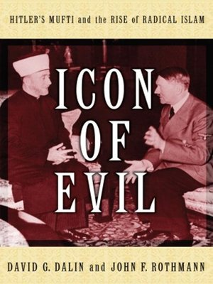 cover image of Icon of Evil