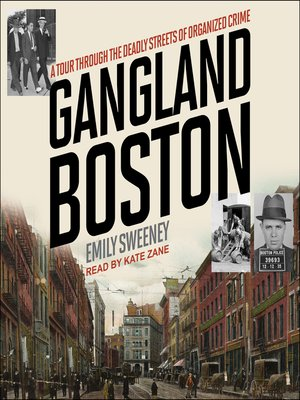 cover image of Gangland Boston