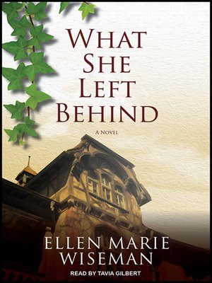 cover image of What She Left Behind