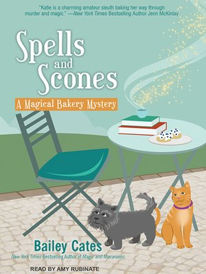 cover image of Spells and Scones