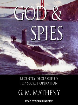 cover image of God & Spies