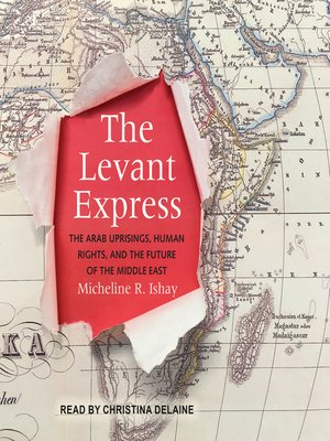 cover image of The Levant Express