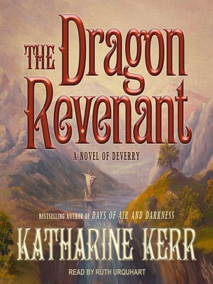 cover image of The Dragon Revenant