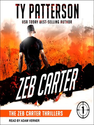 cover image of Zeb Carter