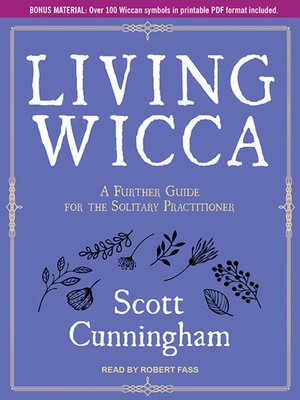 cover image of Living Wicca