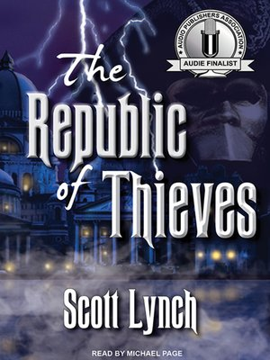 cover image of The Republic of Thieves