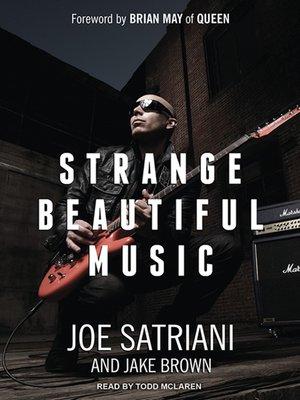 cover image of Strange Beautiful Music