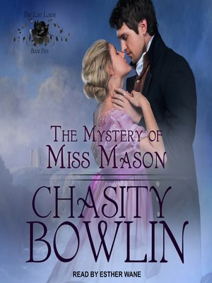 cover image of The Mystery of Miss Mason