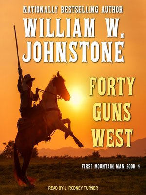 cover image of Forty Guns West