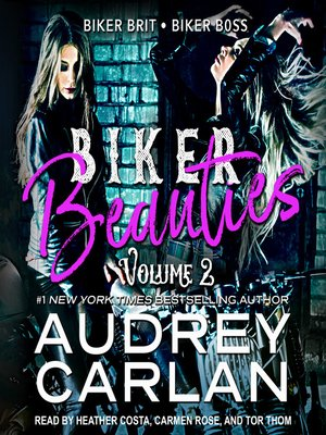 cover image of Biker Brit, Biker Boss