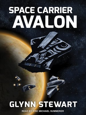 cover image of Space Carrier Avalon