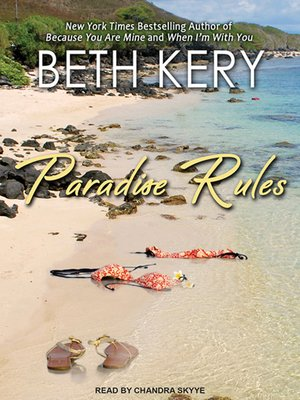 cover image of Paradise Rules