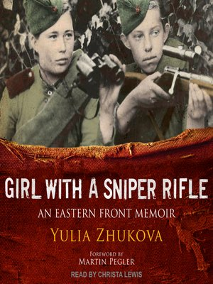 cover image of Girl With a Sniper Rifle
