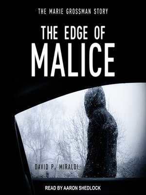 cover image of The Edge of Malice