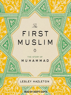 cover image of The First Muslim