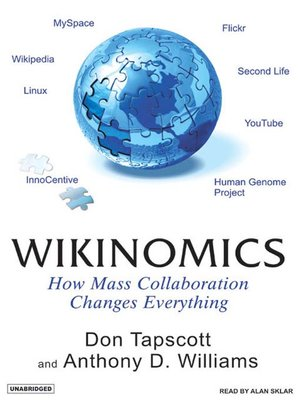 cover image of Wikinomics
