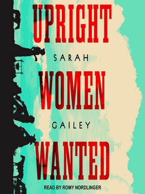 cover image of Upright Women Wanted