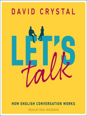cover image of Let's Talk