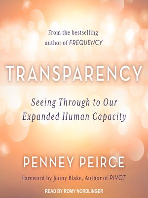 cover image of Transparency