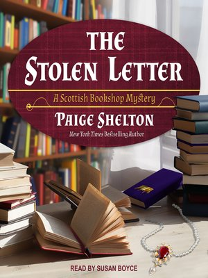 cover image of The Stolen Letter