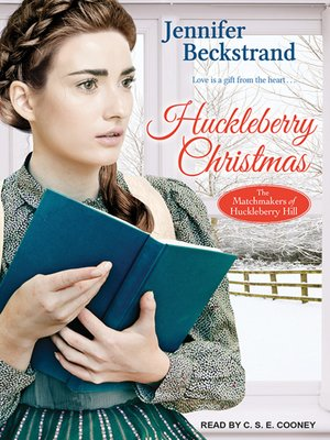 cover image of Huckleberry Christmas