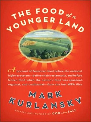 cover image of The Food of a Younger Land