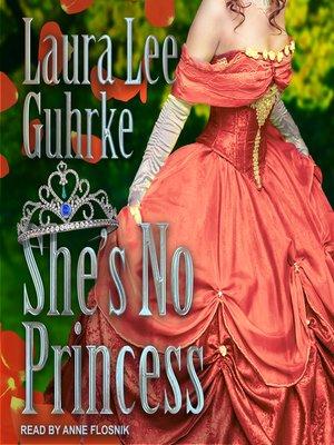 cover image of She's No Princess