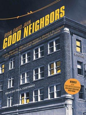 cover image of Good Neighbors