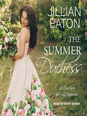 cover image of The Summer Duchess