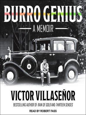 cover image of Burro Genius