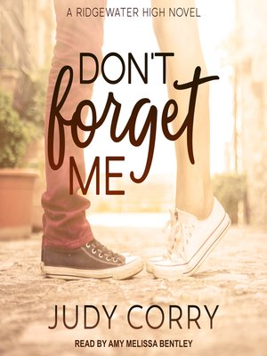 cover image of Don't Forget Me