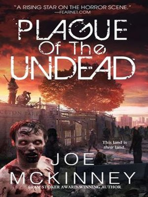 cover image of Plague of the Undead