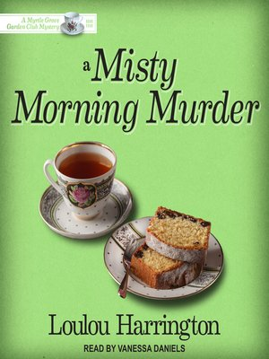 cover image of A Misty Morning Murder