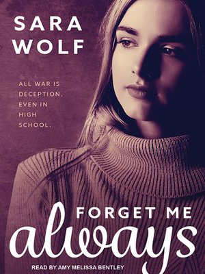 cover image of Forget Me Always