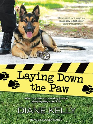 cover image of Laying Down the Paw