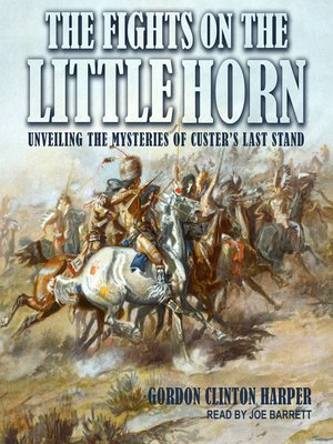 cover image of Fights on the Little Horn