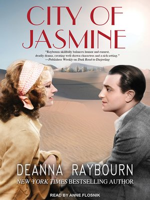 cover image of City of Jasmine