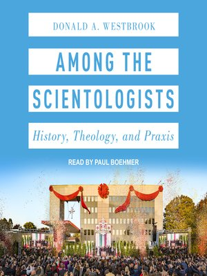 cover image of Among the Scientologists