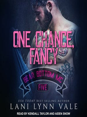 cover image of One Chance, Fancy