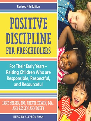 cover image of Positive Discipline for Preschoolers