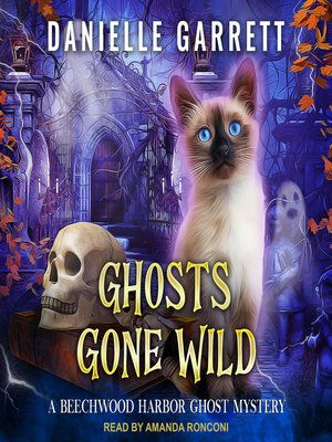cover image of Ghosts Gone Wild