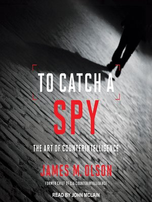 cover image of To Catch a Spy