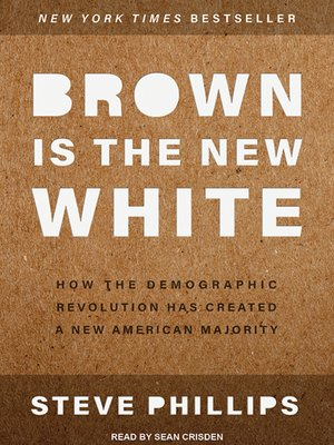 cover image of Brown is the New White