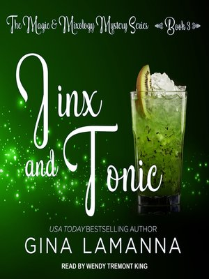 cover image of Jinx and Tonic