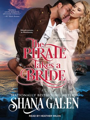 cover image of The Pirate Takes a Bride