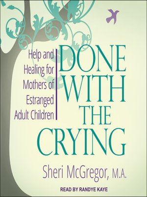 cover image of Done With the Crying