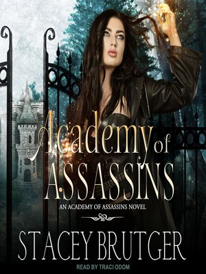 cover image of Academy of Assassins Series, Book 1