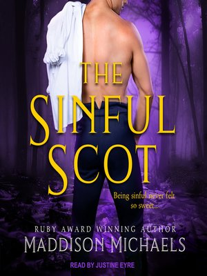 cover image of The Sinful Scot