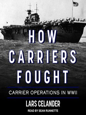 cover image of How Carriers Fought